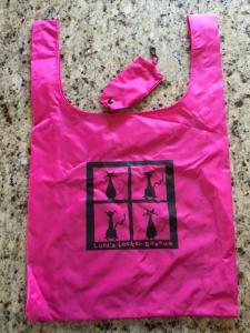 pink LLR bag